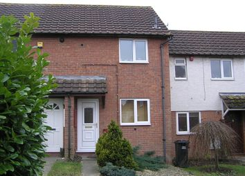 Thumbnail 1 bed terraced house to rent in Westbury Avenue, Droitwich Spa, Worcestershire
