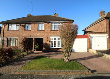 Thumbnail 3 bed semi-detached house for sale in The Rise, Bexley, Kent