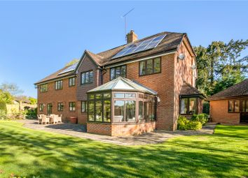 Thumbnail 5 bedroom detached house for sale in Churchill Drive, Knotty Green, Beaconsfield, Buckinghamshire