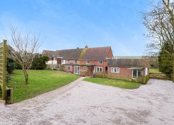 Thumbnail 4 bedroom semi-detached house for sale in Ham Close, Aughton, Collingbourne Kingston, Marlborough