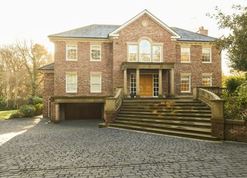 Thumbnail 6 bedroom detached house for sale in Barrow Lane, Hale, Altrincham, Cheshire