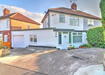 3 bed semi-detached house for sale in Albert Road, Chaddesden, Derby. DE21