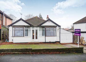 Thumbnail 3 bed detached bungalow for sale in Burnaston Road, Birmingham