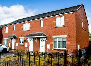 Thumbnail 3 bed end terrace house for sale in Blake Street, Mansfield Woodhouse, Mansfield