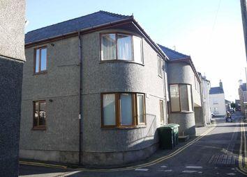Thumbnail 1 bed flat for sale in Ty Cornel, Porthmadog, Gwynedd