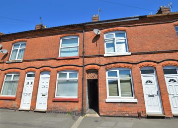 Thumbnail 3 bed terraced house for sale in Kirkdale Road, Wigston