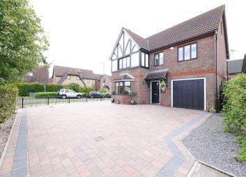 Thumbnail 6 bed detached house for sale in Whieldon Grange, Church Langley, Harlow, Essex