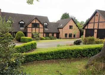 Thumbnail 6 bed detached house for sale in Parsonage Close, Petersfield