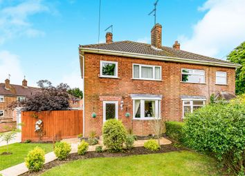Thumbnail 3 bed semi-detached house for sale in Rowlett Road, Lloyds, Corby