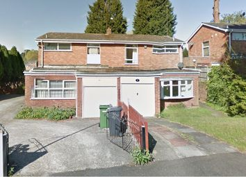 Thumbnail 3 bedroom semi-detached house to rent in Nevis Court, Compton, Wolverhampton