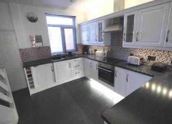 Thumbnail 3 bedroom terraced house to rent in Tibb Street, Bignall End, Stoke-On-Trent