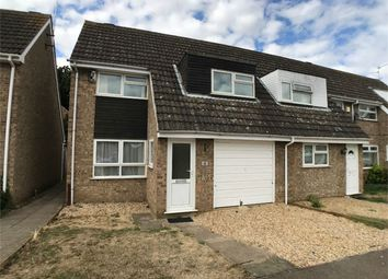 Thumbnail 3 bed end terrace house to rent in Still Close, Market Deeping, Peterborough, Lincolnshire