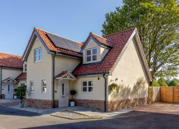 Thumbnail 3 bed detached house for sale in Horseshoe Close, Dunton, Biggleswade