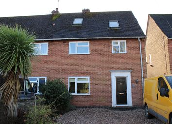 Thumbnail 4 bed end terrace house for sale in Dudley Road, Kenilworth