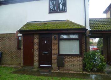 Thumbnail 1 bedroom terraced house to rent in Studley Knapp, Milton Keynes