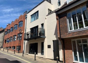 Thumbnail Flat for sale in St. Clement Street, Winchester