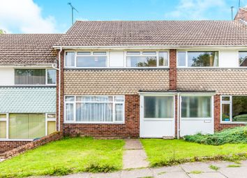 Thumbnail 5 bed terraced house for sale in Long Meadow Way, Canterbury