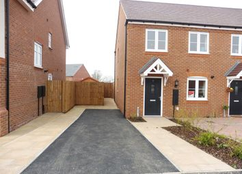 Thumbnail 2 bed end terrace house for sale in Godfrey Close, Radford Semele, Leamington Spa
