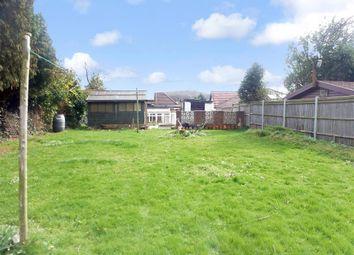 Thumbnail 4 bedroom detached bungalow for sale in Birchwood Road, Dartford, Kent