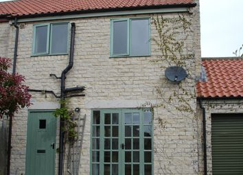 Thumbnail 2 bed end terrace house to rent in Beckett Close, Nawton