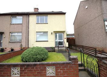 Thumbnail 2 bed semi-detached house for sale in Lomond Crescent, Whitburn