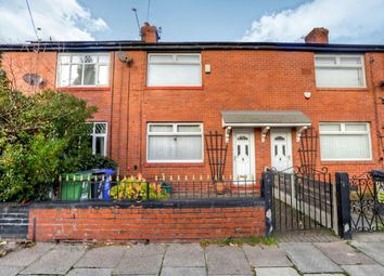 Thumbnail 2 bed terraced house for sale in York Road, Denton, Manchester