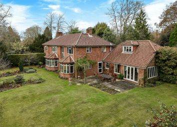 Thumbnail 6 bedroom detached house for sale in Shawford, Winchester, Hampshire