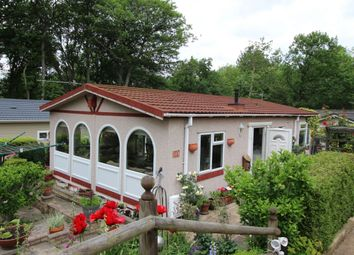 Thumbnail 1 bedroom bungalow for sale in Stonehill Woods Park, Old London Road, Sidcup