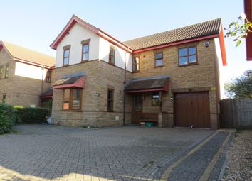 Thumbnail 4 bed detached house for sale in Pastern Place, Downs Barn, Milton Keynes