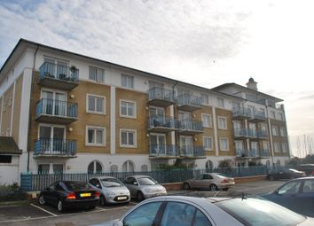 Thumbnail 2 bed flat to rent in Sovereign Court, Brighton Marina
