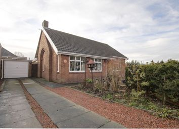 Thumbnail 2 bed bungalow for sale in West Acre, Consett