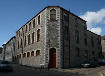 Thumbnail 2 bed flat for sale in Palace Street, Plymouth