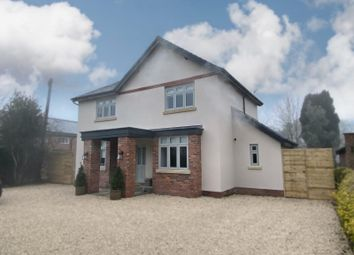 Thumbnail 4 bed detached house for sale in Knutsford Road, Alderley Edge