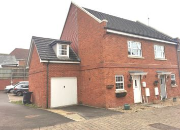 Thumbnail 3 bed semi-detached house for sale in Gravelly Field, Singleton, Ashford