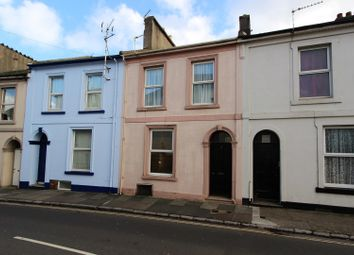 Thumbnail 3 bed terraced house for sale in Upton Road, Torquay