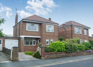 Thumbnail 3 bedroom detached house to rent in Eyam Road, Hazel Grove, Stockport