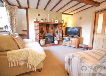 Thumbnail 2 bed terraced house for sale in High Bungay Road, Loddon, Norwich