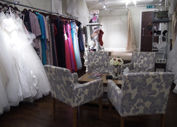 Thumbnail Retail premises for sale in Bridal Wear LS19, Yeadon, West Yorkshire