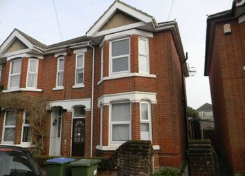 Thumbnail 3 bed flat to rent in Hazeleigh Avenue, Southampton