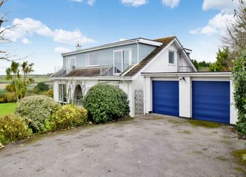 Thumbnail 4 bedroom detached house for sale in Praa Sands, Penzance, Cornwall