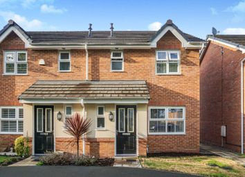 3 bed end terrace house for sale in Hirwaun, Wrexham LL11