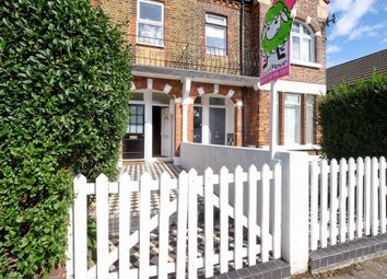 Thumbnail 3 bed flat to rent in Estreham Road, London