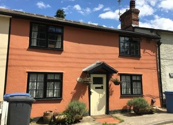 Thumbnail 3 bed property to rent in Brook Street, Glemsford, Sudbury