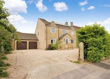 Thumbnail 4 bedroom detached house for sale in The Street, Chippenham, Wiltshire