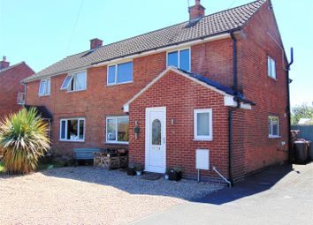 Thumbnail 4 bed semi-detached house for sale in Orchard Close, Witherley, Atherstone