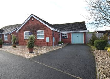 Thumbnail 3 bed bungalow for sale in Swan Drive, Droitwich Spa, Worcestershire