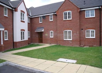 Thumbnail 2 bed flat to rent in Parish Court, Church Place, Bloxwich