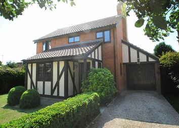 Thumbnail 3 bed detached house for sale in Dalwood, Shoeburyness, Essex