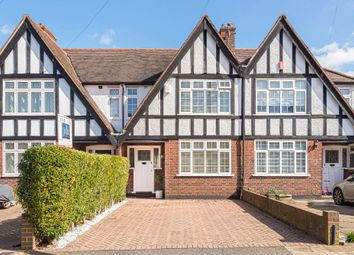 Thumbnail 3 bed terraced house for sale in Farmland Walk, Chislehurst, Kent