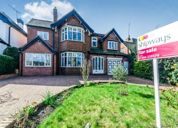 Thumbnail 4 bed detached house for sale in The Broadway, Dudley